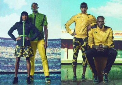 Jamaica Olympic Kit