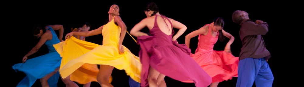 The Venezuelan dance company, Coreoarte